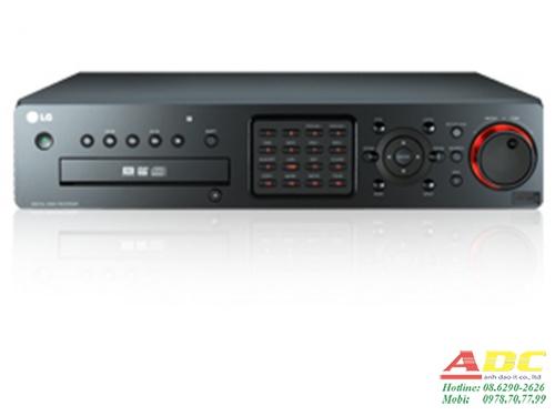 Đầu ghi hình 16 kênh analog + 2 kênh IP H.264 kỹ thuật số LG LE5016D
